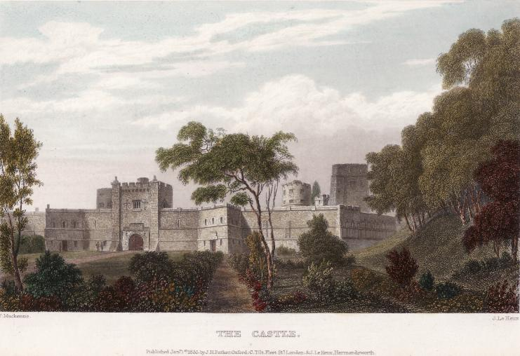 Oxford Castle