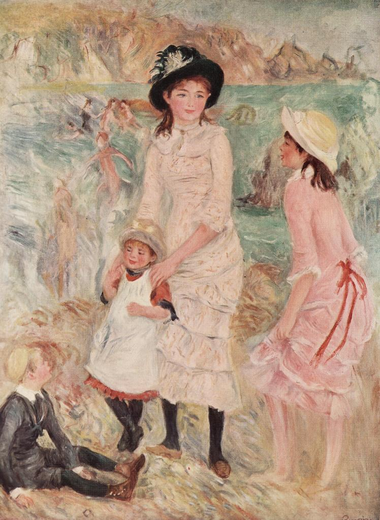 Children at Guernsey